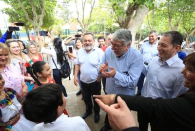 """En Argentina, Fernando Lugo afirma que """"esta elección trae esperanza a la región"""""""