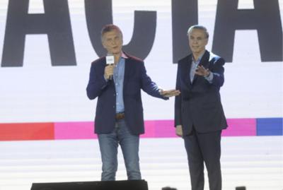 """Macri reconoció su derrota: """"Felicito al presidente electo Alberto Fernández"""""""