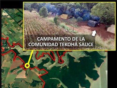 Analizan salidas al conflicto entre la Itaipú y la comunidad Sauce