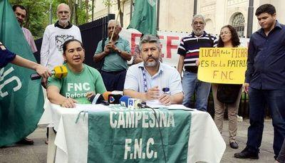Con marchas en 8 departamentos, FNC protesta contra medidas del Gobierno