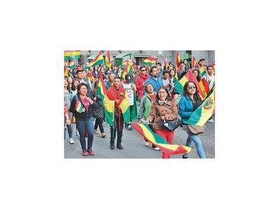 La advertencia de Evo Morales de cercar las ciudades desata críticas en Bolivia