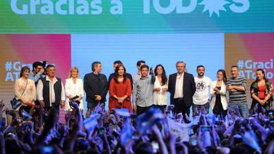 El triunfo de Alberto Fernández devuelve al peronismo al poder