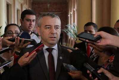 Gobierno identifica a Efraín Alegre y el Frente Guasu como desestabilizadores
