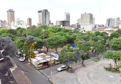 Municipalidad de Asunción no está interesada en desocupar espacios públicos