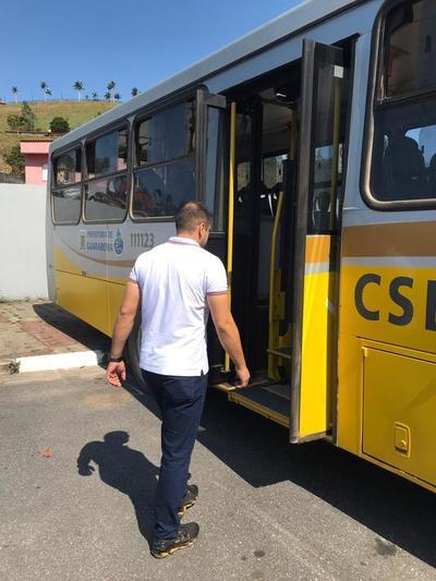 Prieto promete buses nuevos ante críticas por pésimo servicio de transporte público