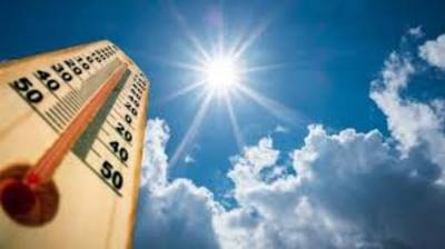 Extremo calor para este lunes