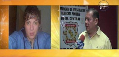 Capturan a presuntos motochorros que asesinaron a un joven en Luque