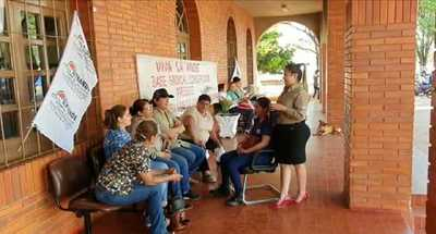 Concepción: Funcionarios de la ANDE van a paro