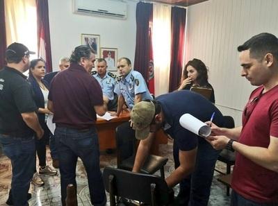 Más de 20 policías detenidos por brindar supuesta cobertura a narcotraficante