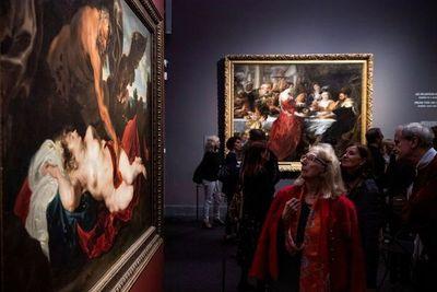 Rubens y lo mejor de la pintura barroca flamenca se expone en Budapest