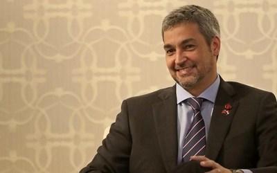 Mario Abdo felicitó a Alberto Fernández