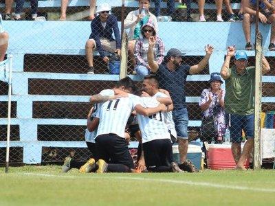 Guaireña va con destino a Primera