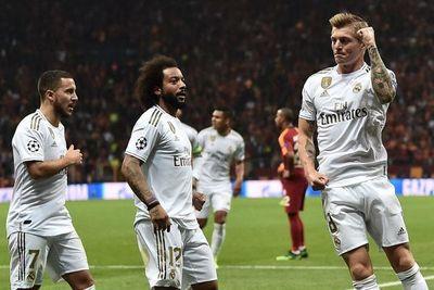 El Real Madrid afina la puntería sin Bale