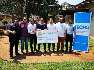Realizan relevamiento de Asentamientos Precarios en Alto Paraná