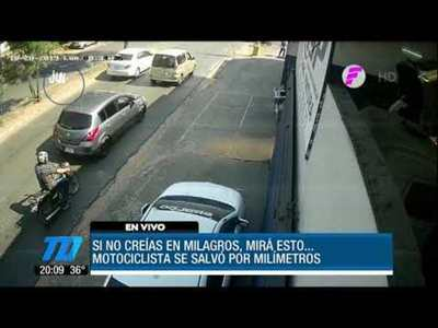 La muerte rozó a dos hombres en San Lorenzo