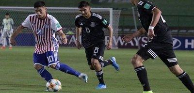 La Albirrojita debuta con empate en el Mundial Sub-17