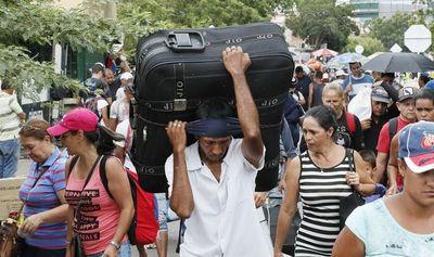 El éxodo venezolano empeora, advierte ONU