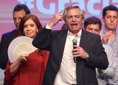 En Argentina ya comenzó la transición tras comicios