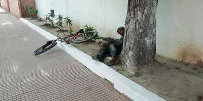 Hallan muerto a indigente en Concepción
