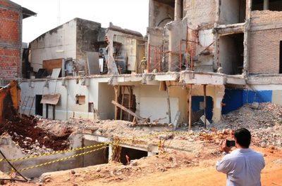 Aniversario de IPS de Luque llega con obras de ampliación del Hospital •