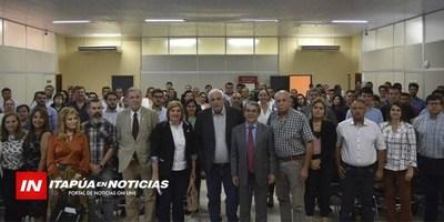 """SEMINARIO SOBRE """"OPORTUNIDADES DE INVERSIÓN EN ITAPÚA"""""""