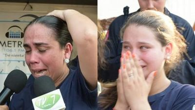 San Ignacio; lagrimas de emoción tras superar la meta