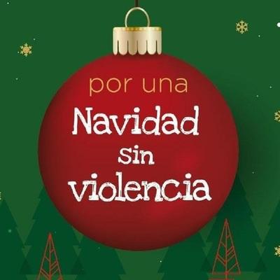 """Lanzarán campaña anual """"Por una navidad sin violencia"""""""