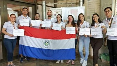 UNIVERSIDADES DE PARAGUAY GANAN 17 PREMIOS EN COMPETENCIA CIENTÍFICA EN BRASIL