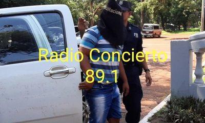 Cae policía con vehículo robado en Brasil