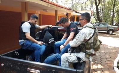 Presunto sicario del PCC detenido en CDE