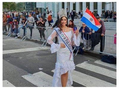 """Afirman que  Miss Paraguay fue """"para figuretear"""" en  conferencia internacional"""