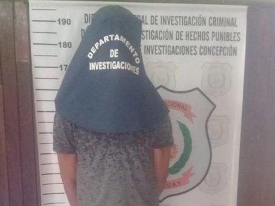 Detienen a sospechoso de crimen de policía retirado en Concepción