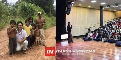 """PREMIO GUA'A DE ORO 2019"" PARA ARQUITECTO INDÍGENA ITAPUENSE"