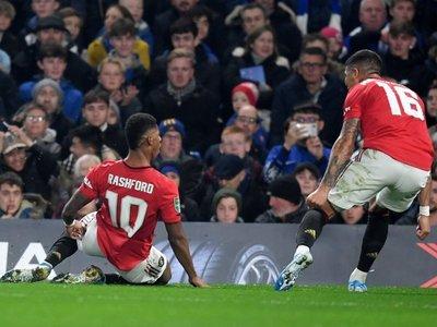 Rashford despierta en Stamford Bridge
