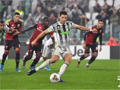 La polémica acción entre Tonny Sanabria y Cristiano Ronaldo