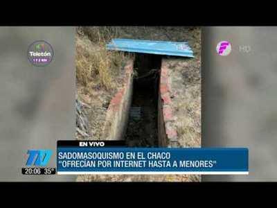 Sadomasoquismo en el Chaco paraguayo