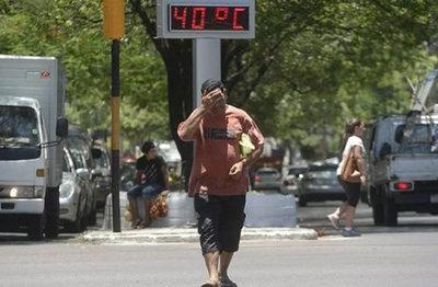 Pronostican mucho calor y ocasionales tormentas eléctricas