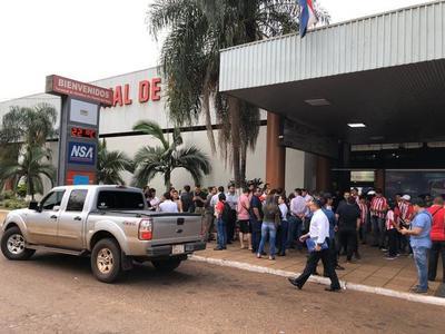 Itá Paraná intentará de nuevo retomar la terminal