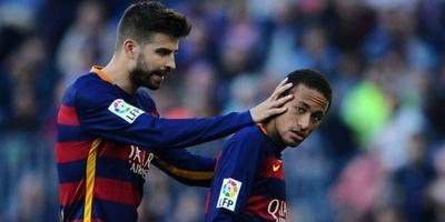 """HOY / Piqué: """"A Neymar le dijimos que se iba a una cárcel de oro"""""""