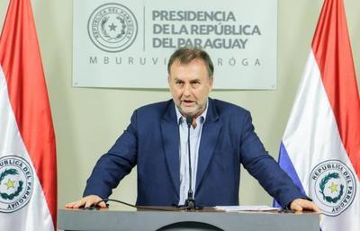Ministro agradece a la Bicameral de Presupuesto por no alterar ingresos proyectados por Hacienda