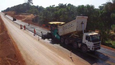 MOPC otorga US$ 30 millones para obras viales