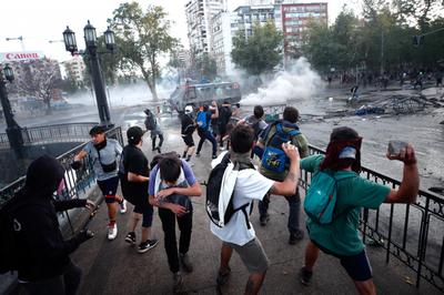 Fiscalía chilena investiga 840 denuncias por presuntas violaciones de DD.HH.