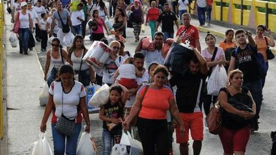 5 millones de migrantes venezolanos