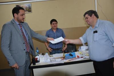 Asume nuevo director del penal de Misiones