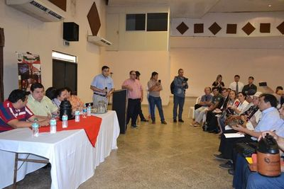 Intendente confirma que planteará modificar trazado de circunvalación vial de San Ignacio
