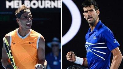 Nadal y Djokovic pasan a cuartos en París-Bercy