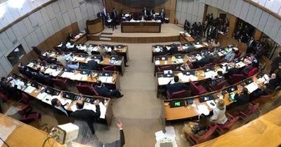 """Senado rechaza expropiación de """"Estancia modelo"""""""