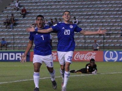 La mayor goleada de Paraguay en un Mundial Sub 17