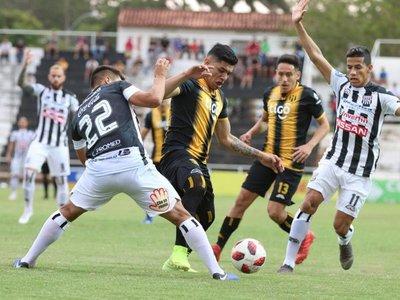 Vital triunfo de Santaní ante Guaraní