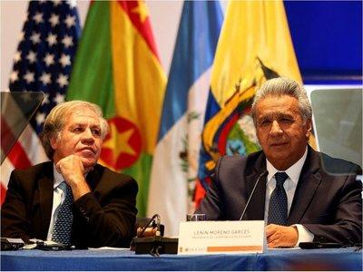 Moreno dice que no habrá decreto económico hasta concluir diálogo